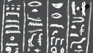 Reading Egyptian hieroglyphics