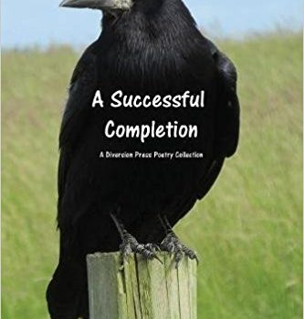 "Book cover: black bird with ""A Successful Completion"" written across its body"