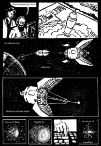 Boscians: Robots Aliens Monsters page 10