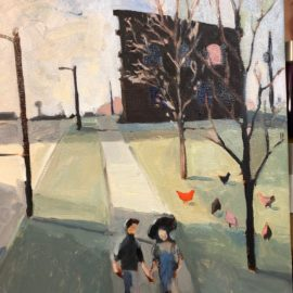 New Paintings by David Borden